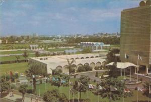 Pakistan Karachi Sherpao Gardens Adjoining Hotel Inter-Continental