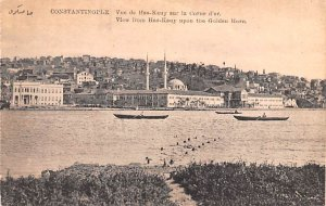 Has Keny upon the Golden Horn Constantinople Turkey Unused