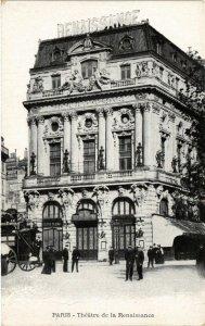 CPA PARIS 10e - Theatre de la Renaissance (254489)