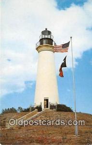 Port Isabel, TX, USA Postcard Post Card Old Lighthouse