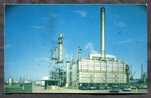 1322 - SARNIA Ontario 1960s Imperial Oil Plant Benzine Unit