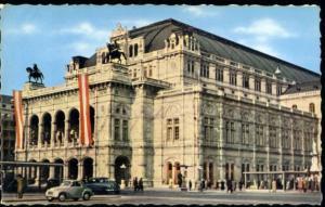 austria, WIEN, Oper, Opera House, Theatre (1960s)