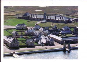 Fortress of Louisbourg, Cape Breton, Nova Scotia, The Herald