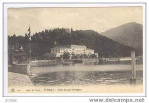 BELLAGIO, Italy, Hotel Grande Bretagne, 00-10s