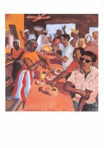Jamaica - Handel Evans