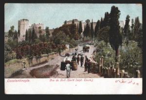 116858 Turkey CONSTANTINOPLE Yedi-Koule sept. Tours - Istanbul