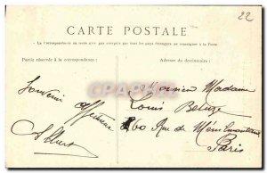 Old Postcard Saint Jean De Losne commemorative monument of the 1636 Defense a...