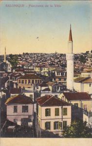 Greece Macedonia Salonique Panorama de la Ville
