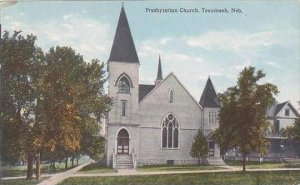 Nebraska Tecumseh Presbyterian Church