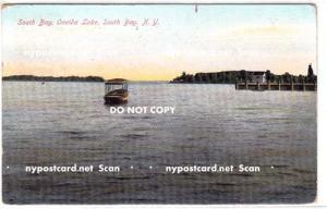 Oneida Lake, South Bay NY