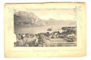 Folder of views , Salzkammergut , Austria, 1890s