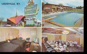 Kentucky Louisville Howard Johnsons Motor Lodge & Restaurant