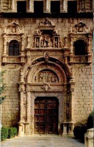 Spain Toledo Portada de Santa Cruz