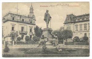 Wiesbaden, Germany, PU-1908   Bismarckdenkmal