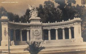 RP: MEXICO , 30-40s ; Monumento De Juarez