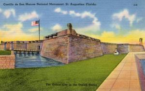 FL - St Augustine, Castillo de San Marcos