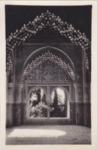 RP, Windows, Granada (Andalucia), Spain, 1920-1940s