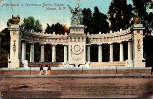 Mexico Mexico City Monumento de Renemerito Benito Judrez