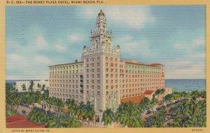 MIAMI BEACH , Florida, 1930-40s ;  Rodney Plaza Hotel