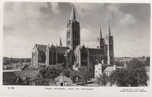 RP; TRURO , England, 1930s ; Cathedral from the North East