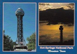 Hot Springs Mountain Tower Hot Springs Arkansas