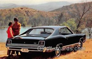 Postcard Post Card 1969 Ford Galaxie 500 SportsRoof