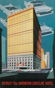 DETROIT , Michigan ; Sheraton Cadillac Hotel , 1959