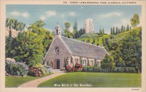 Forest Lawn Memorial Park Glendale California