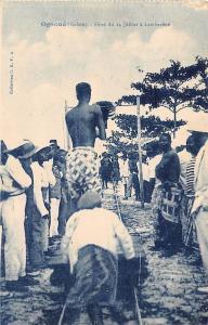 Gabon Ogooue Fetes du 14 Juillet a Lambarene 1930