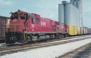 Green Bay & Western Railroad Alco C430 Locomotive #315