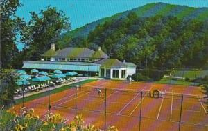 Virginia Hot Springs The Homestead Tennis Courts