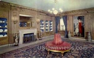 China Room, White House Washington DC DC 1969