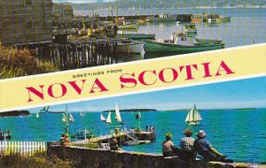 Canada Greetings From Nova Scotia