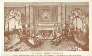 Hotel Northampton and Wiggins old Tavern at Northampton M...