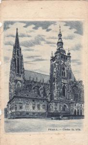 Chram Sv. Vita, Praha, Czech Republic, 1900-1910s