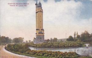 Missouri Saint Louis Compton Heights Water Tower