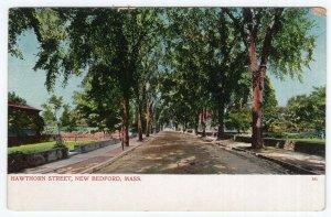 New Bedford, Mass, Hawthorn Street
