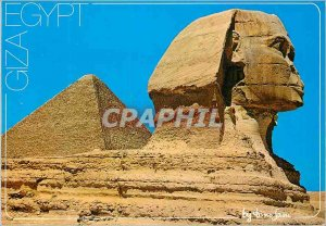 Modern Postcard Giza Sphinx