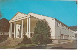 Main Auditorium, Ridgecrest Baptist Assembly, NC, unused Postcard