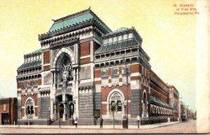 Pennsylvania Philadelphia Academy Of Fine Arts