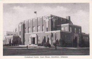 Arkansas Jonesboro Craighead County Court House