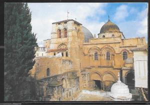 Jerusalem, Church of the Holy Sepulchre, unused