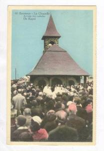 Banneux - La Chapelle, arrivee des malades, De Kapel, 1910s