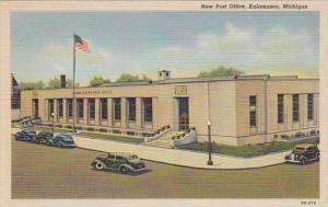 Michigan Kalamazoo New Post Office Curteich