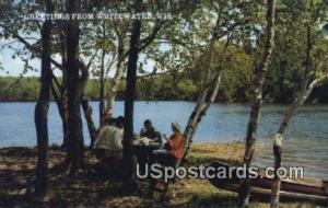 Whitewater, Wisconsin Postcard      ;      Whitewater, WI Post Card