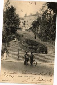 CPA BLOIS - Escalier monumental (208331)