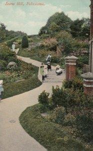 Felixstowe , England , 00-10s ; Snow Hill