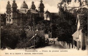 CPA Tananarive- Palais du premier ministre MADAGASCAR (819542)