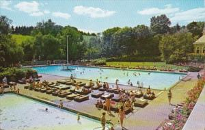 West Virginia Wheeling Swimming Pool Oglebay Park