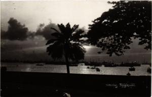 CPA AK SINGAPORE Sunrise (a1399)